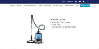 Utilitarian Vacuum Description