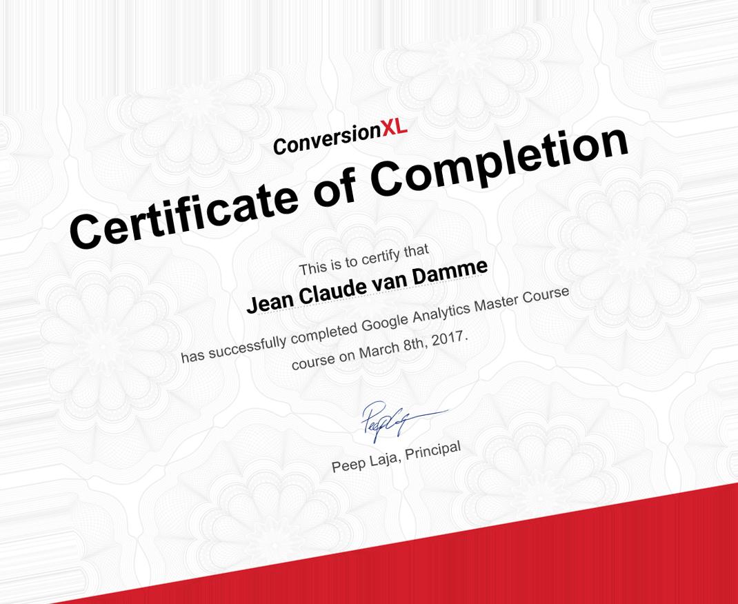 google analytics training  online course