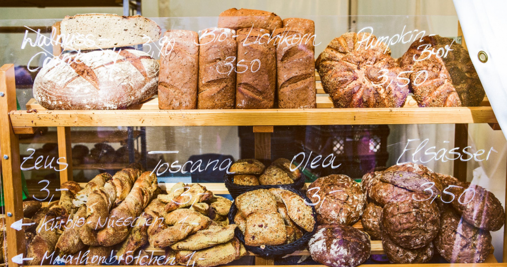 bakery pricing