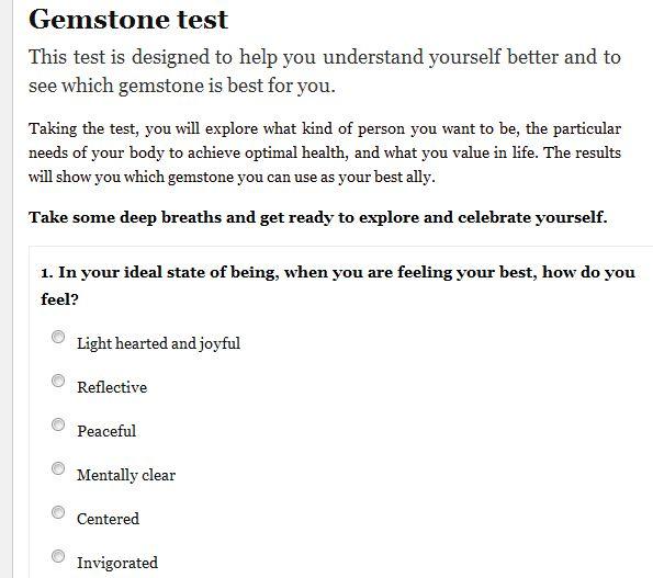 ShopGemstone test.
