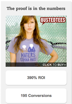 bustedtees email retargeting