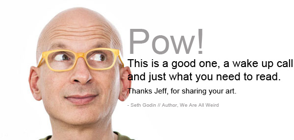 Seth Godin Testimonial.