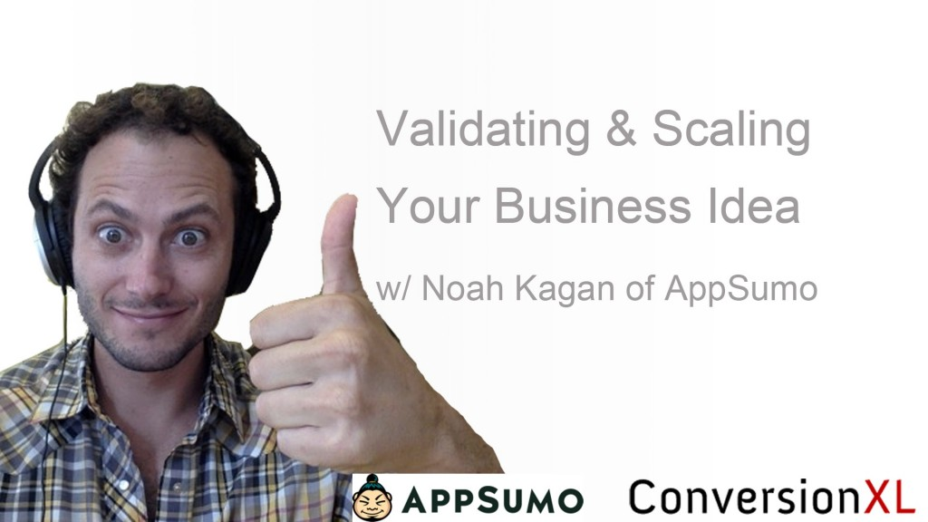 How To Start A Business W/ Noah Kagan of AppSumo