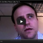 Joel Harvey & How To Get More Phone Calls For Your Business