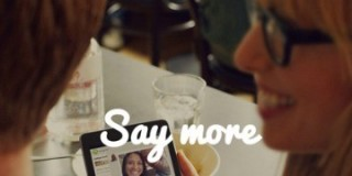 say more