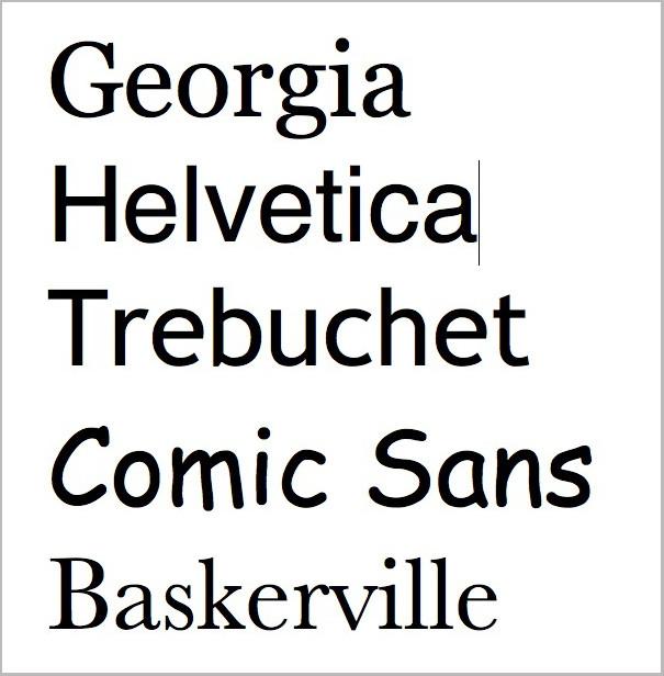Baskerville vs. The World