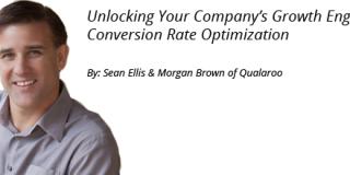 Unlocking Your Company's Growth Engine w/ Conversion Rate Optimization w/ Sean Ellis