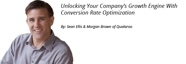 Unlocking Your Company's Growth Engine w/ Conversion Rate Optimization w/ Sean Ellis
