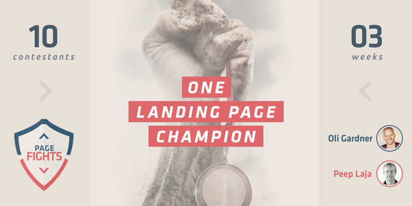 Landing Page Best Practices: Remove Distractions, Be Bold & Tell a Story