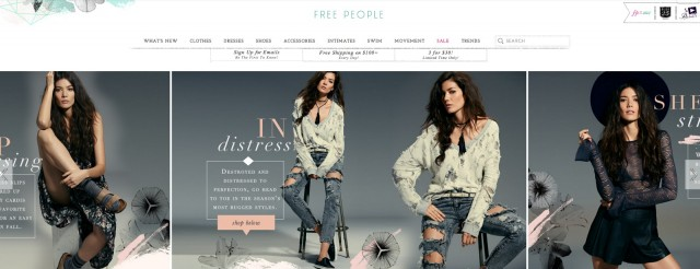 Free-People-Homepage