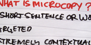 What is microcopy1