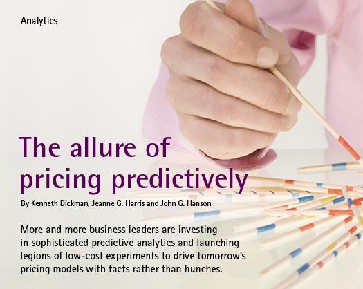 Accenture Pricing