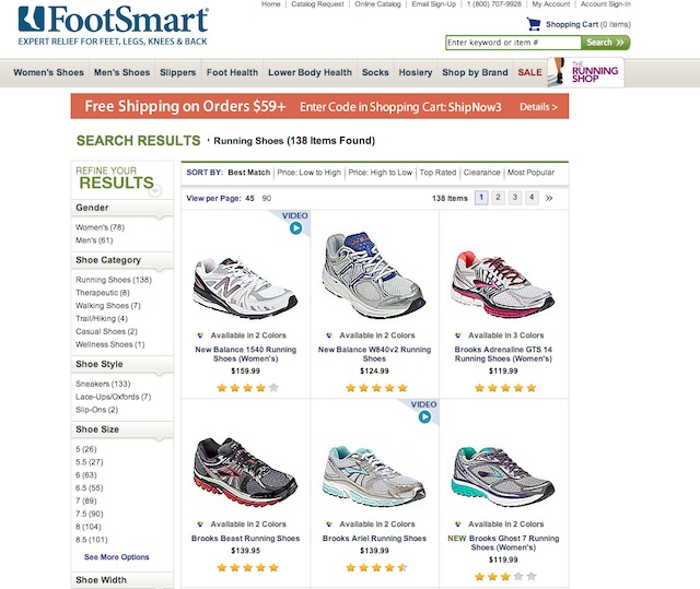 Comfort Shoes Foot Care Lower Body Health at FootSmart