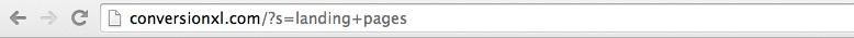 Conversionxl search