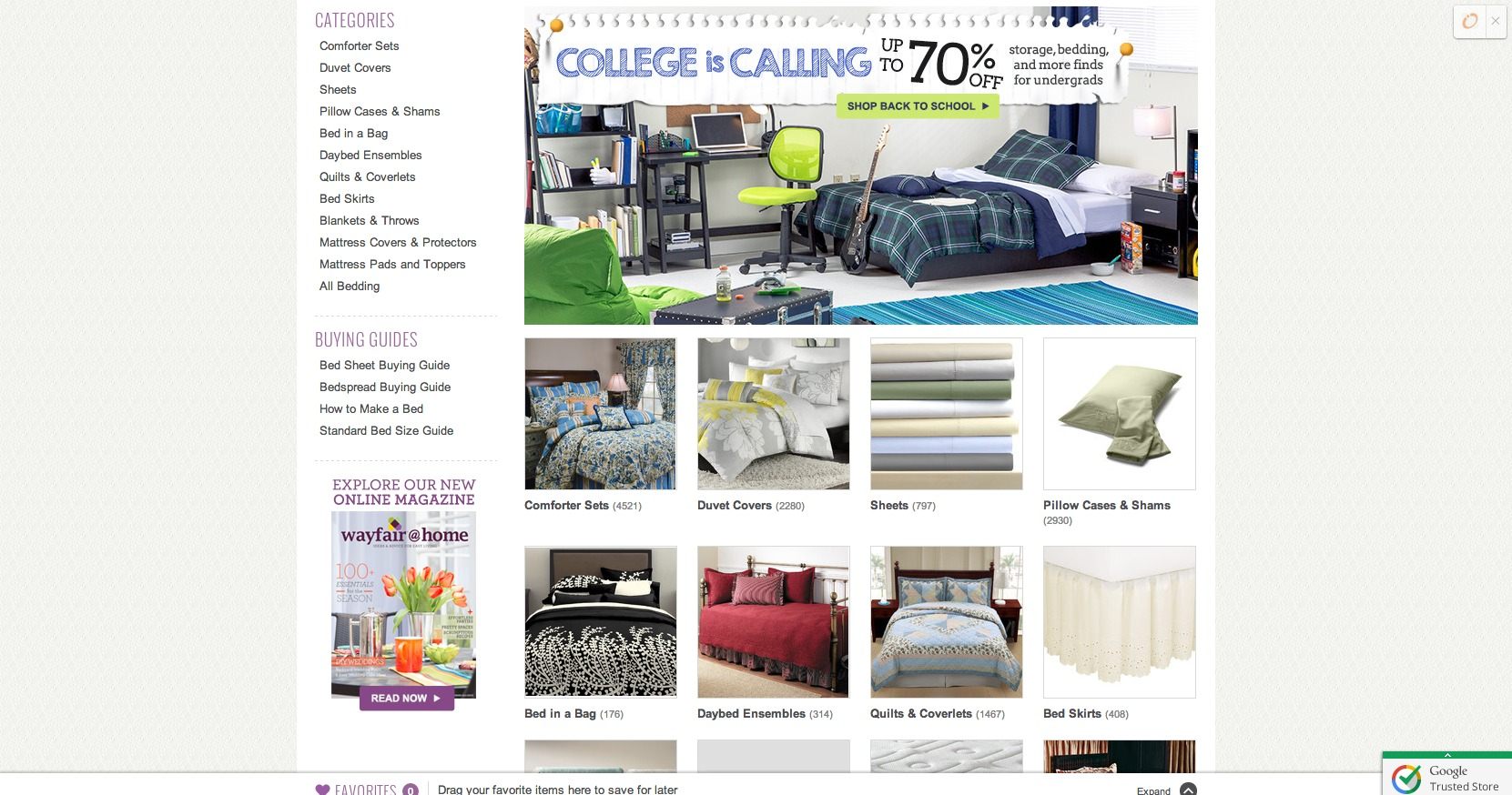 Bedding Sets   Wayfair   Buy Comforters  Duvet Covers  Bed Sets Online