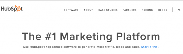 HubSpot   All in one Inbound Marketing Software