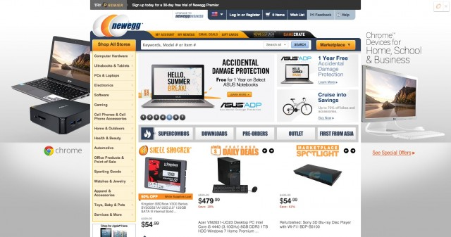 Newegg.com   Computer Parts  Laptops  Electronics  and More