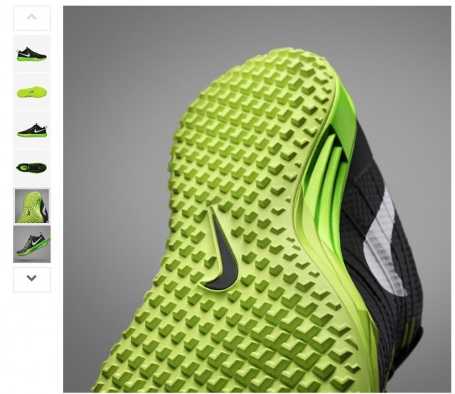 Nike Bottom Of Shoe