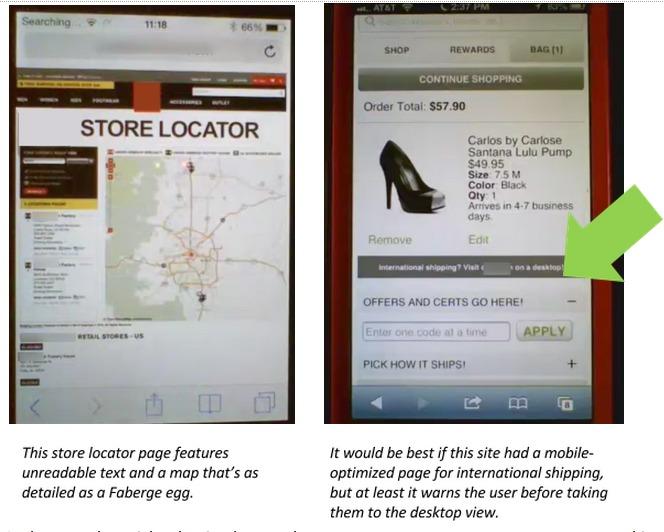mobile store locator