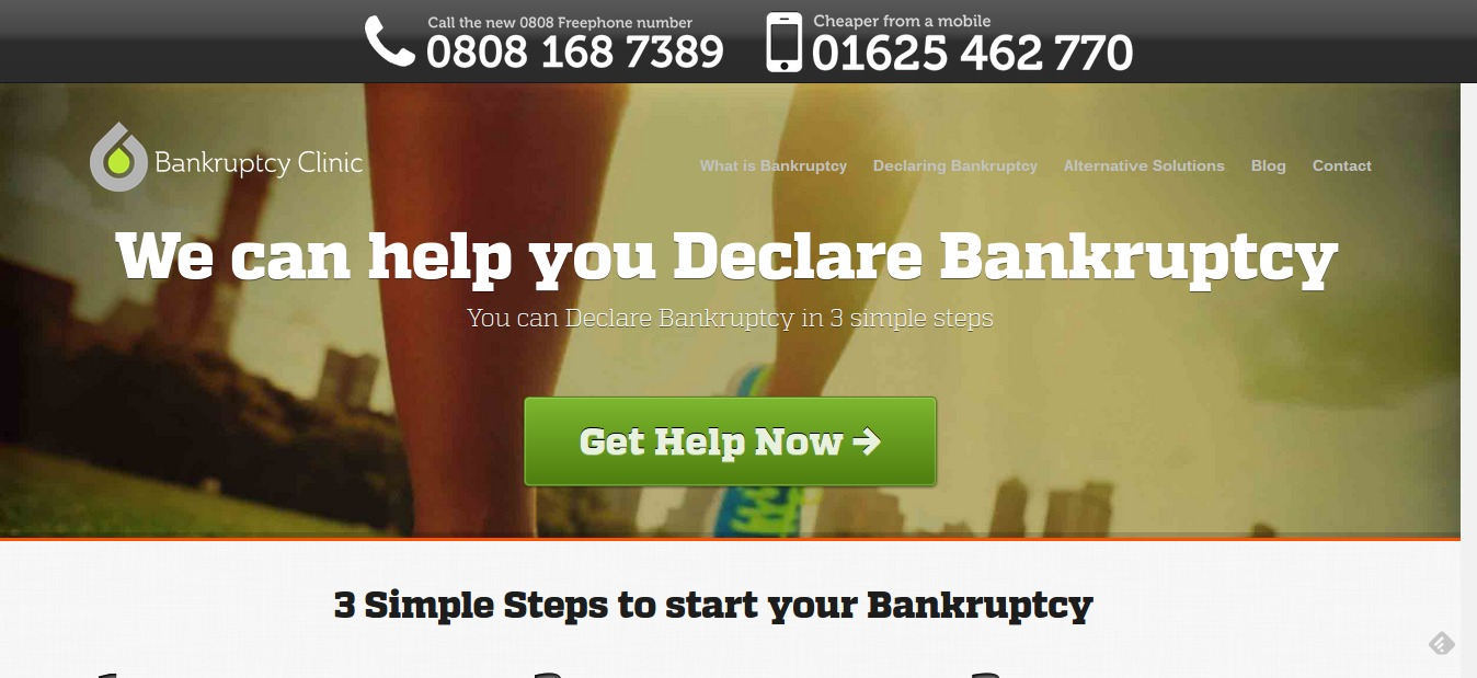 Bankruptcy Clinic How To Declare Bankruptcy