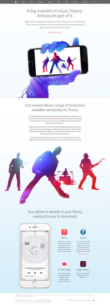 U2 Music Download