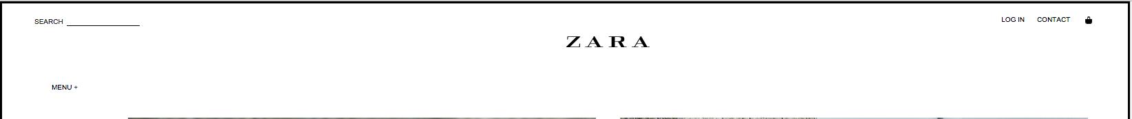 zara header