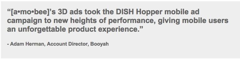 Dish Testimonial