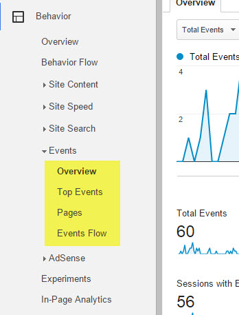Watch: Introduction to the Events Flow Report on the Google Analytics YouTube channel.