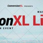 Announcing: ConversionXL Live 2015