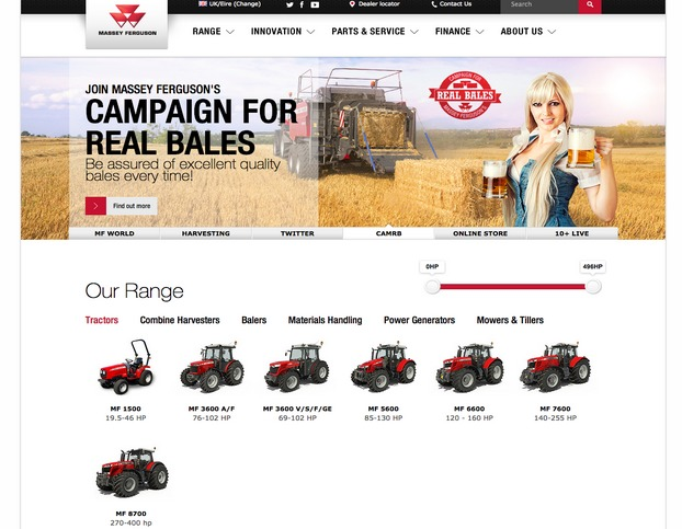 best-practices-for-b2b-sites--massey-ferguson-page-layout-consistency