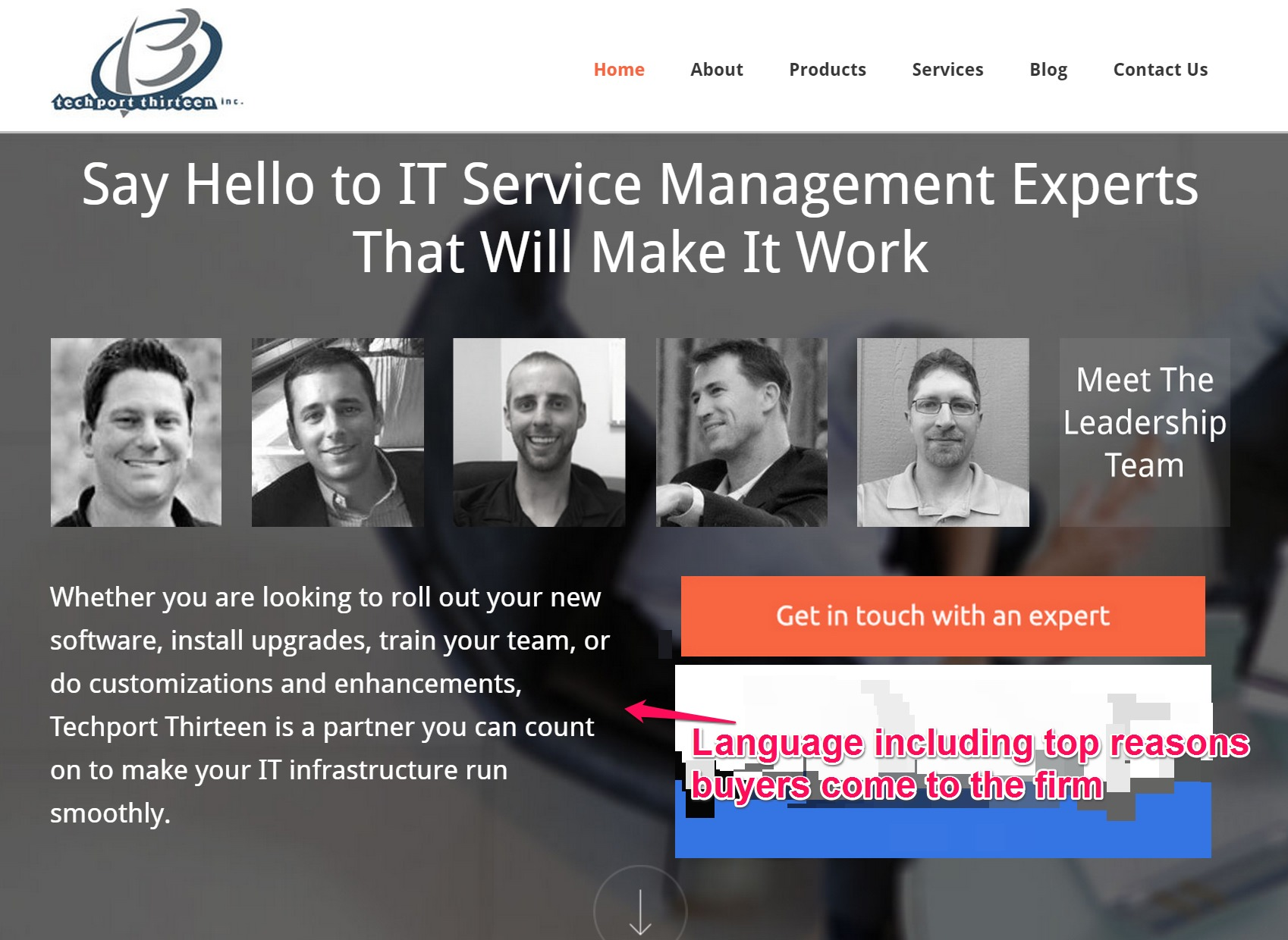 10 best practices for better b2b website experience