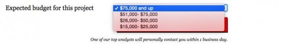 conversion optimization budget