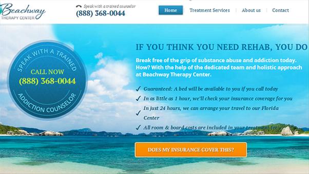 beachaway therapy voc example.