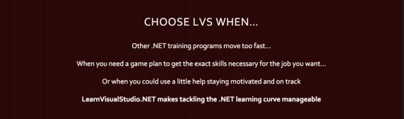 choose lvs