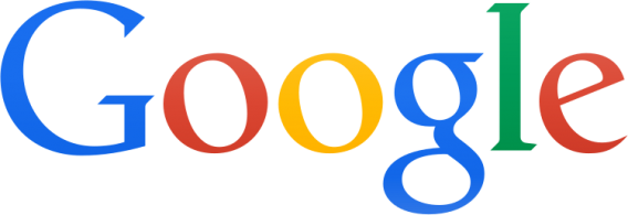 The 2013 iteration of Google's serif logo.