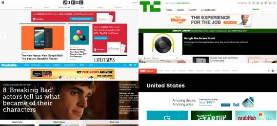 News Design Prototype