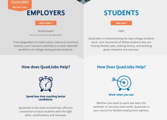 quad jobs 2 audiences
