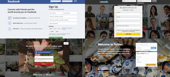 Social Media Design Prototype