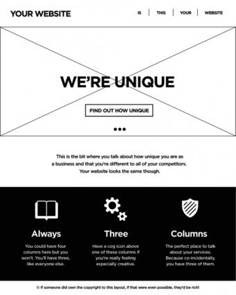 Tech Startup Design Prototype