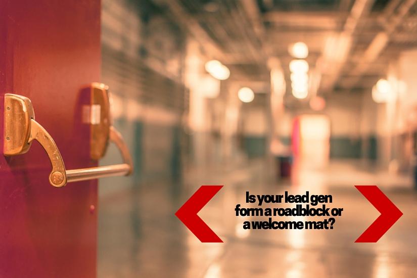 Lead Gen Form Optimization
