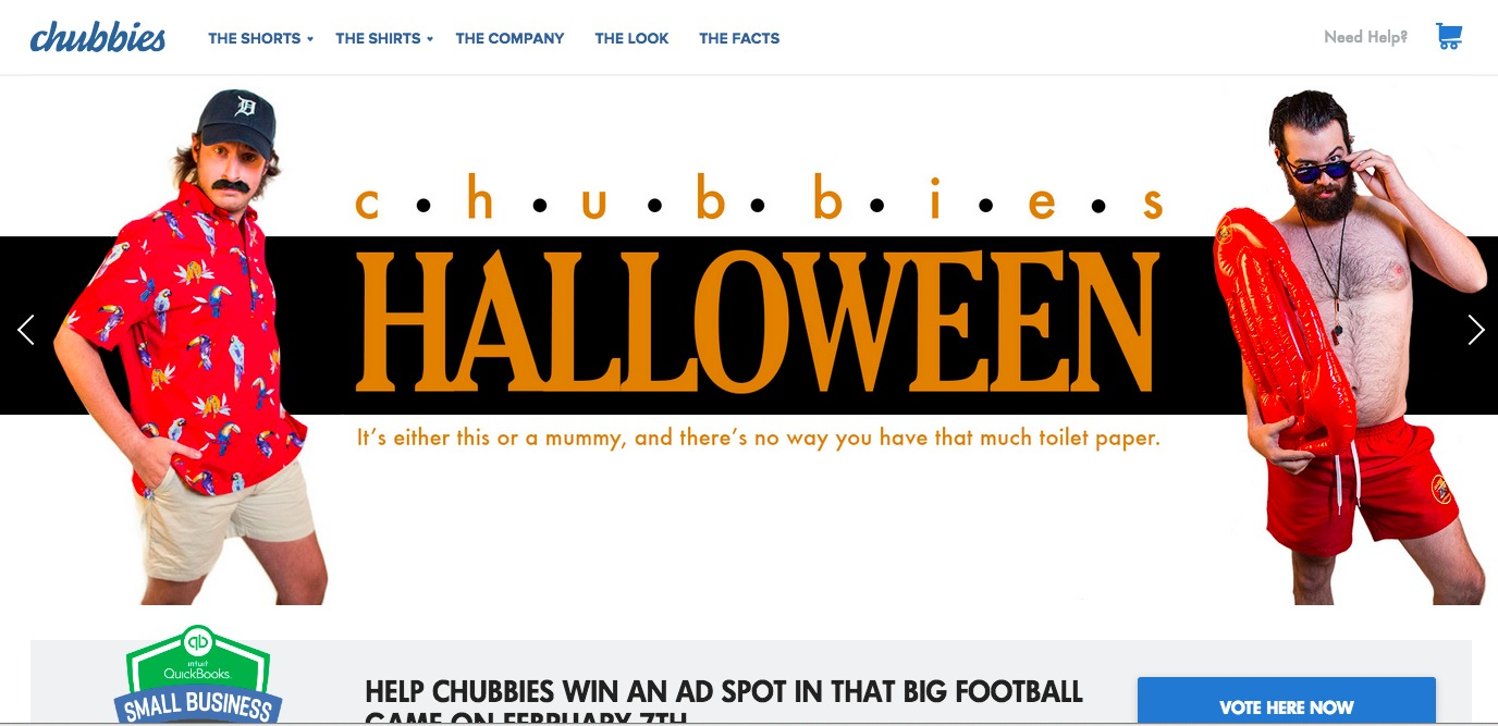 Cubbies ad.