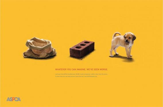 ASPCA Emotional Persuasion