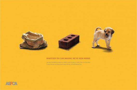 ASPCA ad.