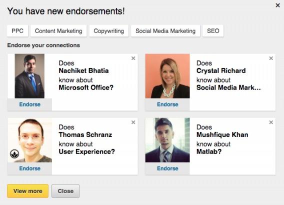 LinkedIn Retention Hook