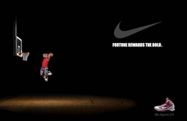 Nike Emotional Persuasion.