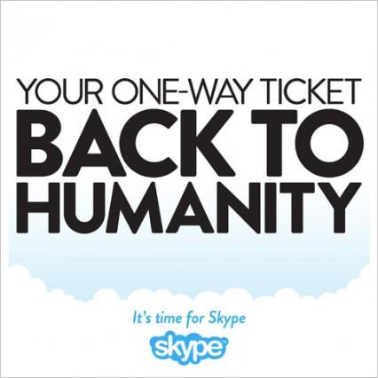 Skype Emotional Persuasion