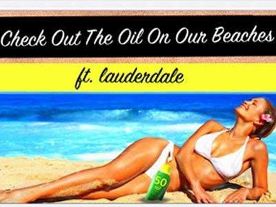 Beach Ad