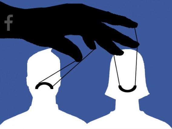 Resultado de imagen de facebook manipulation