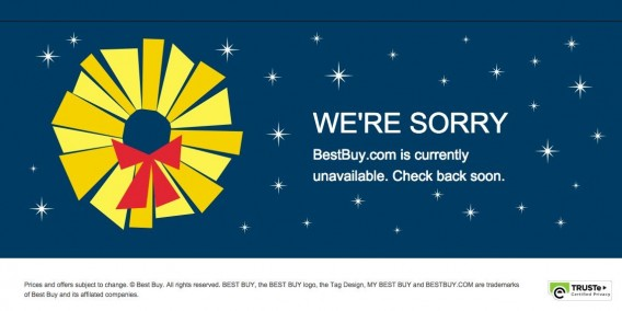Best Buy Down