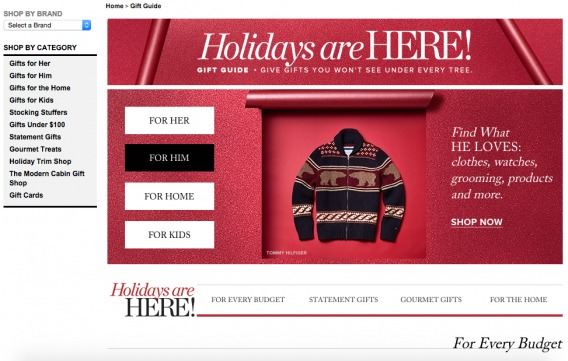 HBC Gift Guide
